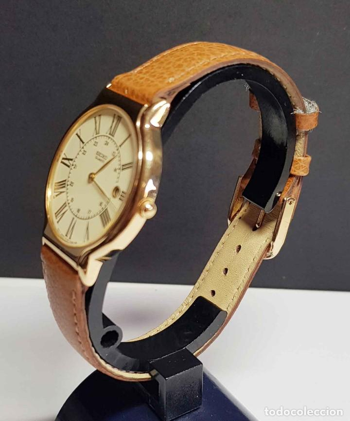 Relojes - Seiko: Reloj SEIKO 5Y39-7060 - vintage, NOS (New Old Stock) - Foto 4 - 261250480