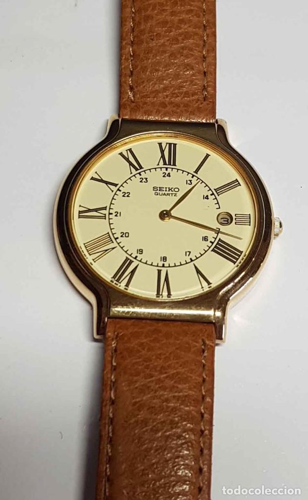 Relojes - Seiko: Reloj SEIKO 5Y39-7060 - vintage, NOS (New Old Stock) - Foto 6 - 261250480