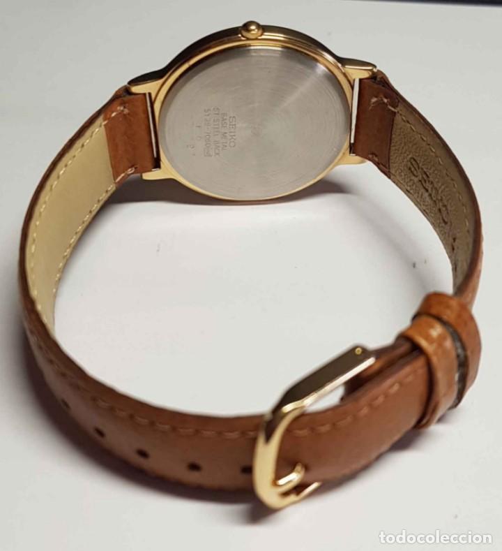 Relojes - Seiko: Reloj SEIKO 5Y39-7060 - vintage, NOS (New Old Stock) - Foto 7 - 261250480