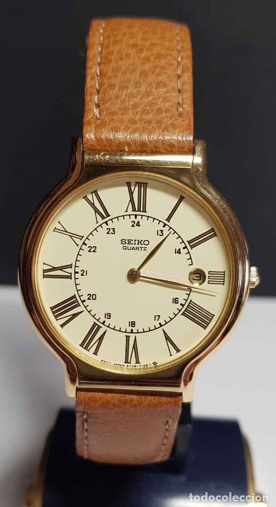 Relojes - Seiko: Reloj SEIKO 5Y39-7060 - vintage, NOS (New Old Stock) - Foto 10 - 261250480