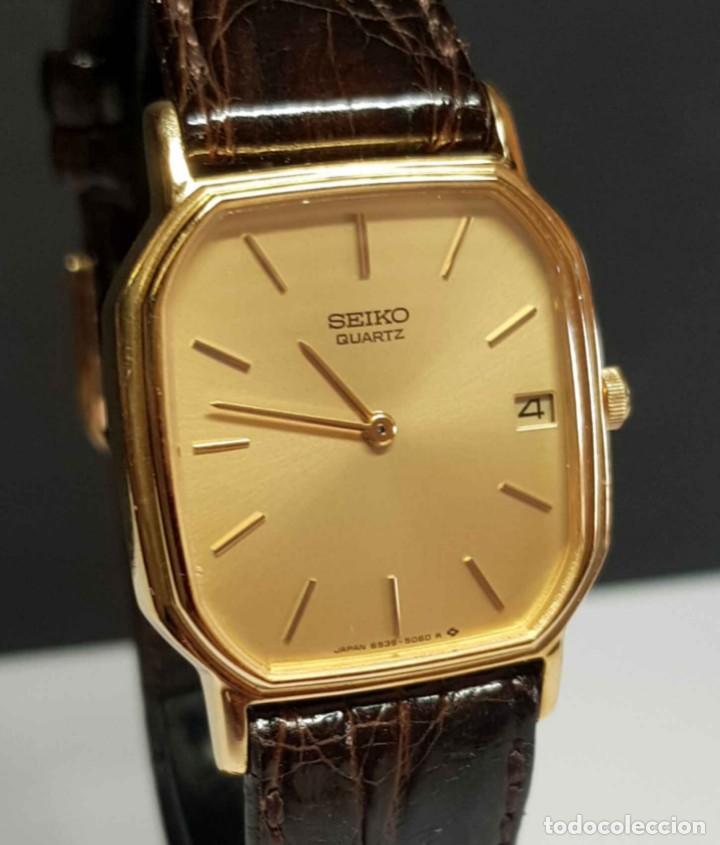 Relojes - Seiko: Reloj SEIKO 6539-5040 - vintage, NOS (New Old Stock) - Foto 3 - 261253100