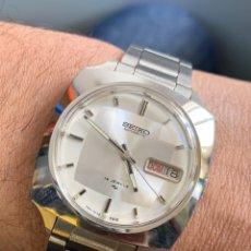 Relógios - Seiko: RELOJ COLECCIÓN VINTAGE SEIKO 7006-7120. 19JEWELS AUTOMATIC DAY DATE JAPAN COMO NUEVO. Lote 261681710
