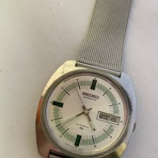 Relógios - Seiko: RELOJ COLECCIÓN VINTAGE SEIKO 7006-8060 AUTOMATIC DAY DATE 19JEWELS JAPAN. Lote 261686410