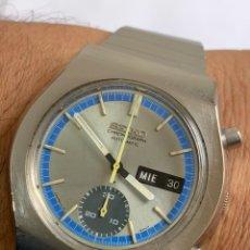 Relógios - Seiko: RELOJ COLECCIÓN VINTAGE SEIKO 6139-8020 CHRONOGRAPH AUTOMÁTICO DAY DATE JAPAN. Lote 261792290