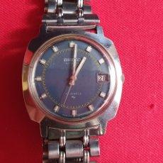 Relógios - Seiko: RELOJ SEIKO AUTOMATICO 21 JEWELS FUNCIONA .MIDE 35.2MM DIAMETRO. Lote 262225095