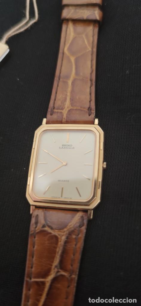 Relojes - Seiko: SEIKO LASSALE, VINTAGE-1.991 APROXIM.(NOS=NEW OLD STOCK) - Foto 4 - 262385025
