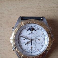 Relojes - Seiko: SEIKO 7T36-6A40. Lote 262519295