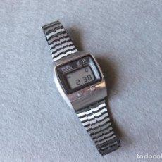 Relojes - Seiko: RELOJ VINTAGE SEIKO QUARTZ LC 0634-5019 CHRONOGRAPH WATCH DE 1976 - VER DESCRIPCIÓN. Lote 262848135