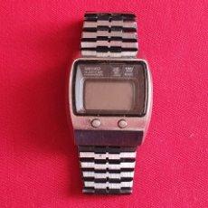 Relojes - Seiko: RELOJ SEIKO CUARZO LC CHRONOGRAFO NO FUNCIONA .MIDE 36.2 MM DIAMETRO. Lote 263025395