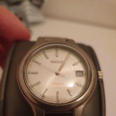 Relojes - Seiko: RELOJ SEIKO TITANIUM 7N42-8100. Lote 263090550