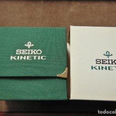 Relógios - Seiko: CAJA SEIKO KINETIC. Lote 263723410