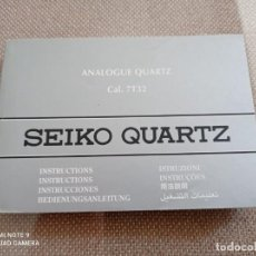 Relojes - Seiko: MANUAL SEIKO ANALOGUE. Lote 264802164