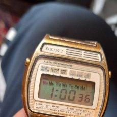 Relojes - Seiko: RELOJ DIGITAL SEIKO JAPAN, VER FOTOS Y DESCRIPCION. Lote 265467544