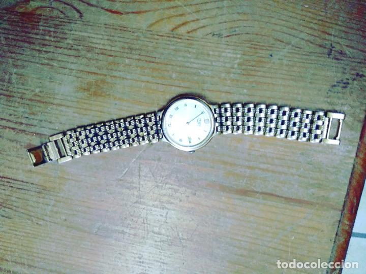 Relojes - Seiko: Reloj pulsera Seiko Quartz. No funciona. Uso. Caja medallas - Foto 2 - 265808759