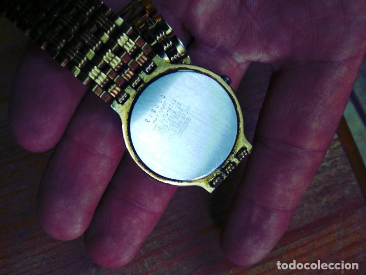 Relojes - Seiko: Reloj pulsera Seiko Quartz. No funciona. Uso. Caja medallas - Foto 3 - 265808759