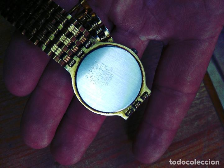 Relojes - Seiko: Reloj pulsera Seiko Quartz. No funciona. Uso. Caja medallas - Foto 4 - 265808759