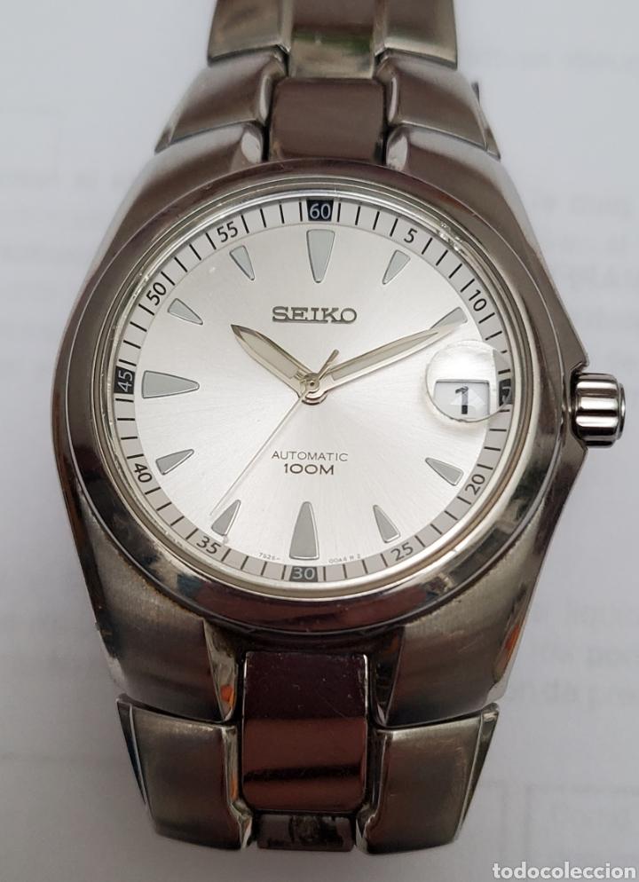 SEIKO PRESAGE AUTOMÁTICO CABALLERO (Relojes - Relojes Actuales - Seiko)