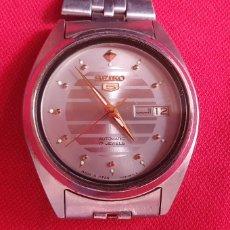 Orologi - Seiko: RELOJ SEIKO AUTOMATICO 17 JEWELS FUNCIONA.MIDE 36.8 MM DIAMETRO. Lote 268717089