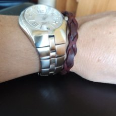 Relógios - Seiko: SEIKO KINETIC ZAFIRO SUMERGIBLE 100M.. Lote 268984769
