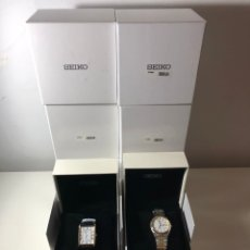 Relojes - Seiko: SEIKO ORIGINAL ACTUAL EN LIQUIDACIÓN PRODUCTO A ESTRENAR. Lote 269096453