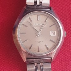 Relojes - Seiko: RELOJ SEIKO AUTOMATICO 17 JEWELS NO FUNCIONA.MIDE 37.8 MM DIAMETRO. Lote 269104888