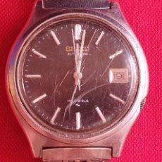 Relógios - Seiko: RELOJ SEIKO AUTOMATICO 17 JEWELS FUNCIONA.MIDE 37.5 MM DIAMETRO. Lote 269242193