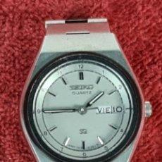 Relojes - Seiko: RELOJ DE PULSERA PARA SEÑORA. CUARZO. SEIKO. ACERO INOXIDABLE. JAPON. SIGLO XX.. Lote 269581168