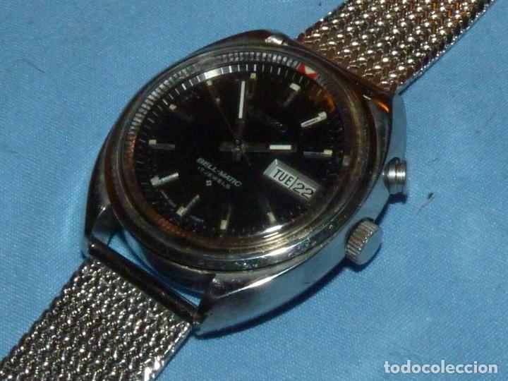 RELOJ SEIKO BELL-MATIC AUTOMATICO DESPERTADOR 4006-7002 JAPAN VINTAGE 1972 (Relojes - Relojes Actuales - Seiko)