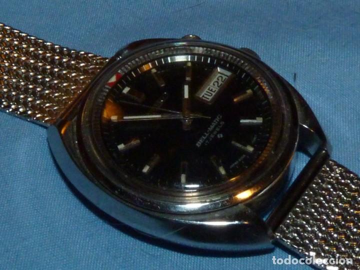 Relojes - Seiko: RELOJ SEIKO BELL-MATIC AUTOMATICO DESPERTADOR 4006-7002 JAPAN VINTAGE 1972 - Foto 3 - 270375383