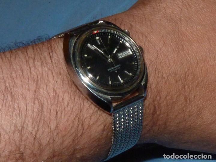 Relojes - Seiko: RELOJ SEIKO BELL-MATIC AUTOMATICO DESPERTADOR 4006-7002 JAPAN VINTAGE 1972 - Foto 4 - 270375383