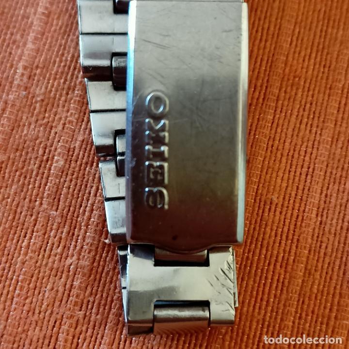Relojes - Seiko: Seiko 2706-7050 automátic 21 jewells Hi-beat Día/Fecha De Señora funcionando - Foto 5 - 272076468