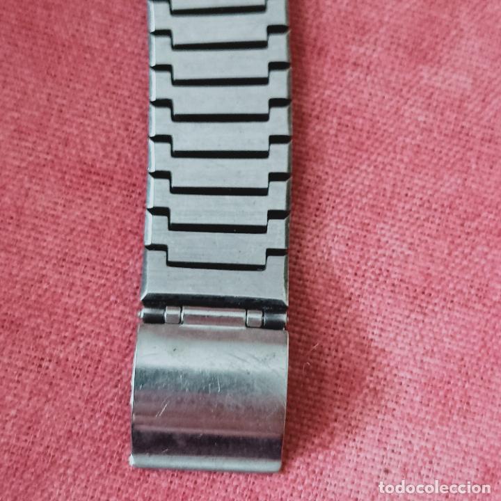 Relojes - Seiko: 1970 SEIKO A159-5019-G LCD Cuarzo Reloj Japón para piezas - Foto 3 - 273979958
