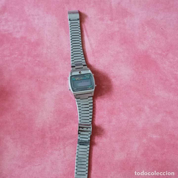 Relojes - Seiko: 1970 SEIKO A159-5019-G LCD Cuarzo Reloj Japón para piezas - Foto 4 - 273979958