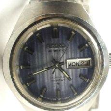 Relojes - Seiko: VINTAGE RELOJ DE PULSERA SEIKO AUTOMATIC CON CALENDARIO. Lote 275621798
