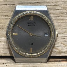 Relojes - Seiko: RELOJ DE PULSERA CON MOVIMIENTO DE QUARTZO MARCA SEIKO SIN CORREA. Lote 276191333
