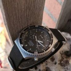 Relojes - Seiko: ✅RELOJ SEIKO VINTAGE SPEEDMASTER EXCELENTE. Lote 277016528