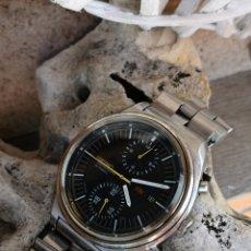 Relojes - Seiko: ✅C3/5 RELOJ SEIKO VINTAGE CRONOGRAFO AUTOMATIC REPARADO. Lote 280109958