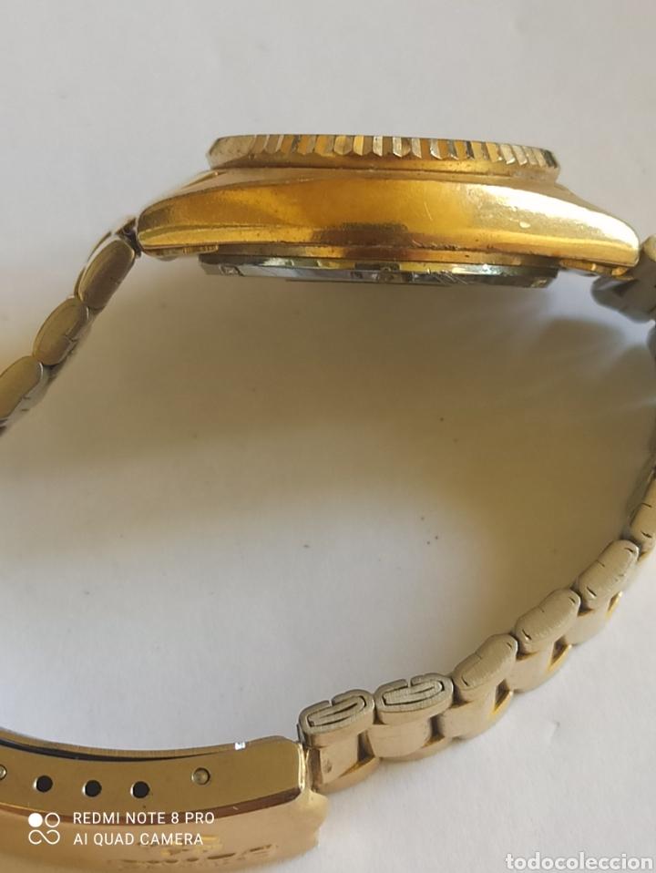 Relojes - Seiko: Reloj mujer Seiko dorado vintage - Foto 3 - 280898838