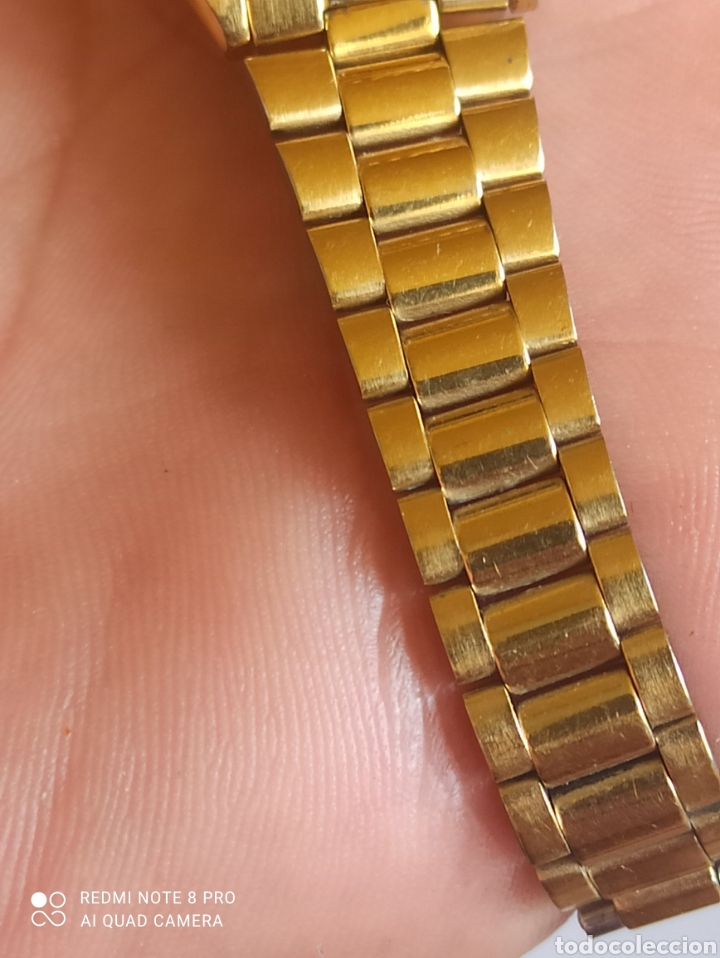 Relojes - Seiko: Reloj mujer Seiko dorado vintage - Foto 8 - 280898838