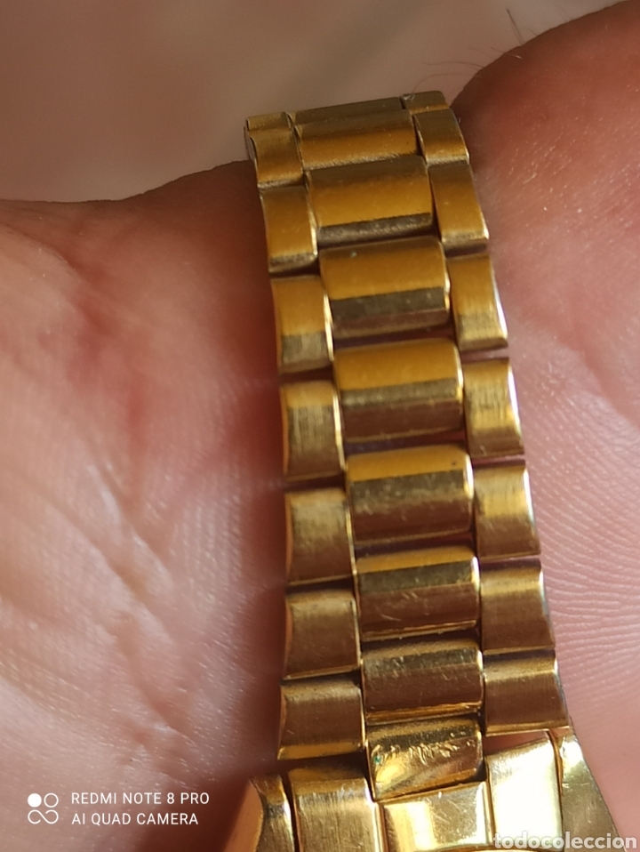 Relojes - Seiko: Reloj mujer Seiko dorado vintage - Foto 9 - 280898838