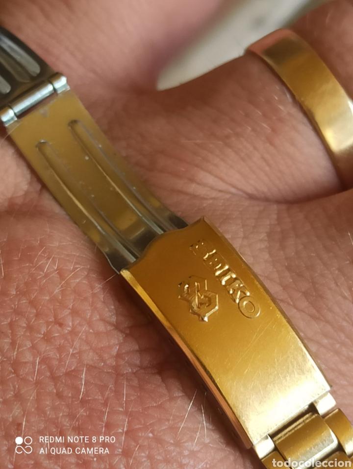 Relojes - Seiko: Reloj mujer Seiko dorado vintage - Foto 10 - 280898838