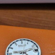 Relojes - Seiko: MAQUINA COMPLETA (VINTAGE) SEIKO WORLD TIME AUTOMÁTICO, CALIBRE 6117A , 17 RUBIS, PARA PONER EN CAJA. Lote 281818453