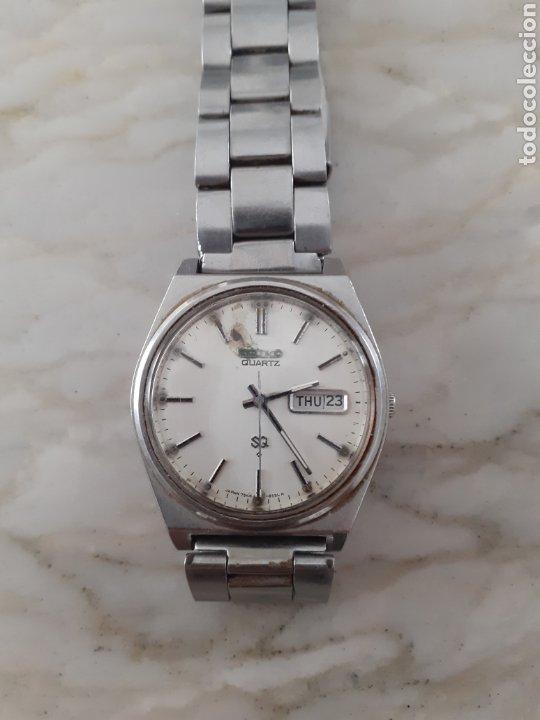 SEIKO VINTAGE SQ QUARTZ MENS WATCH 7546-8440 (Relojes - Relojes Actuales - Seiko)