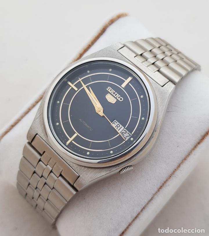 SEIKO 5 AUTOMATICO CASI NOS ACERO 7009 - 3170 36MM (Relojes - Relojes Actuales - Seiko)