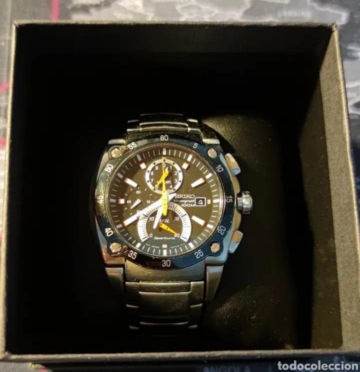 Relojes - Seiko: Seiko sportura cronografo - Foto 3 - 285343573