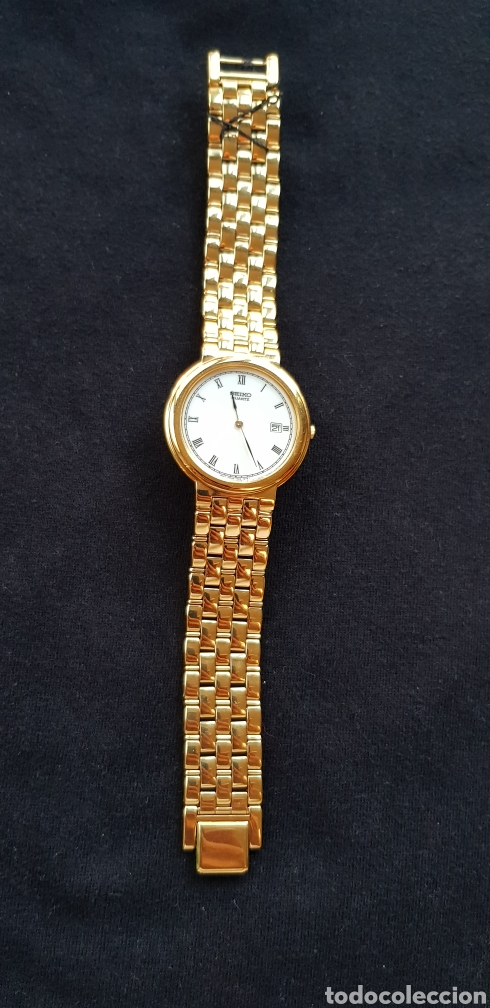 Relojes - Seiko: Reloj Seiko,hombre,armys chapado,a estrenar - Foto 3 - 285351948