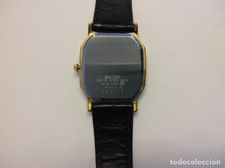 Relojes - Seiko: TRES RELOJES SEIKO - Foto 5 - 286855868
