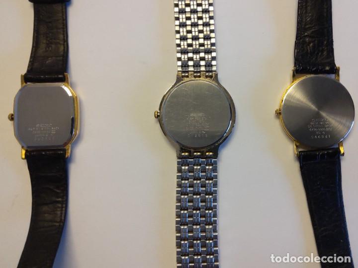 Relojes - Seiko: TRES RELOJES SEIKO - Foto 9 - 286855868