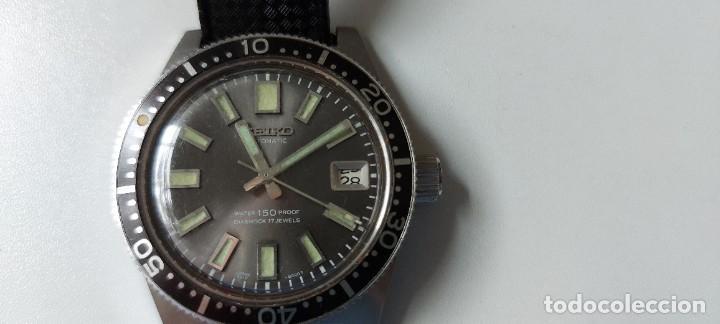 Relojes - Seiko: ANTIGUO Y PRECIOSO RELOJ AUTOMATICO DE SEIKO - FUNCIONANDO - 6217 8001 62MAS - EL PRIMER DIVER DE S - Foto 2 - 287244493
