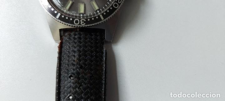 Relojes - Seiko: ANTIGUO Y PRECIOSO RELOJ AUTOMATICO DE SEIKO - FUNCIONANDO - 6217 8001 62MAS - EL PRIMER DIVER DE S - Foto 4 - 287244493